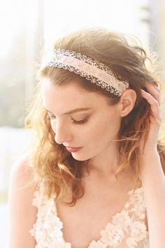 Bridal Lace Headband Boho Headband Vintage Lace Headband Vintage Headbands, Lace Headbands, Boho Headband, Bridal Lace, Vintage Lace, Trending Outfits, Unique Jewelry, Handmade Gifts, Accessories