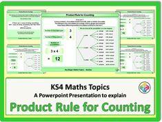 Systematic Listing Strategies: Maths KS4   Secondary: GCSE Maths ...