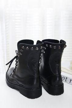 Fashion punk martin boots SE6123