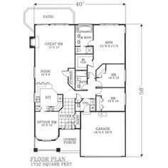 Stick built house plans home design and style for Stick built home plans