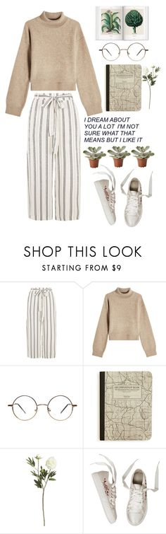 """""""🕊🕊"""" by klemlus ❤ liked on Polyvore featuring Rejina Pyo and Crate and Barrel"""