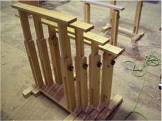 プロのためのオーダー(別注)家具製作工場インターロック。技を楽しむ 「工場改造計画 其の壱 作業台をなくす?」
