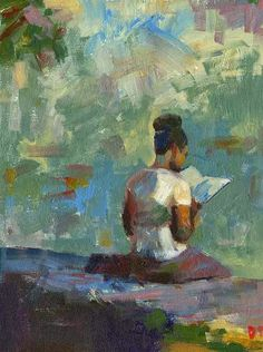 Stillness, Darren Thompson