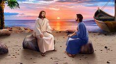 聖經故事 耶穌復活後對門徒說的話語(二)