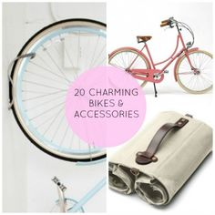 Considering I just got an amazing bike, I want to spice it up with cute accessories and stickers. I'm getting some good ideas !