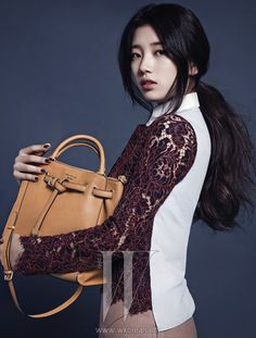 Miss A Suzy - W Magazine December Issue '13