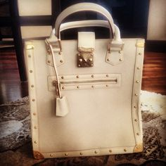 Louis Vuitton Suhali limited edition