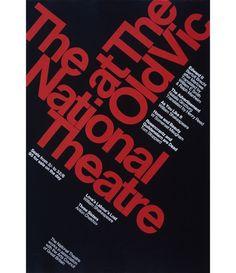 Ken Briggs, graphic design, poster, typography
