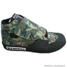 Airwalk - Chaussures de Skate - Vic Canvas Kaki Kaki - 69617865