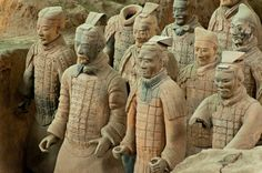 The ageless faces of the Terracotta Army by Fotopedia Editorial Team