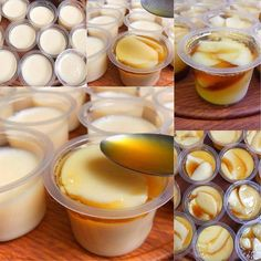 Cara membuat puding kembang tahu Agar, Tiramisu, Panna Cotta, Ethnic Recipes, Instagram Posts, Food, Dulce De Leche, Meal, Eten