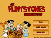 The Flintstones Bubble Shooter    A Classic Bubble Shooter game with a Flintstones Theme, Aim the arrow to burst the matching characters, in order to burst the bubbles you will need at least three of the same character. Compete with your friends and family in this high score game. use your mouse to aim and shoot.  http://ezarcade.net/games/the-flintstones-bubble-shooter/