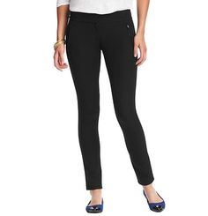 Marisa Zip Pocket Skinny Pants in LOFT Bi-Stretch