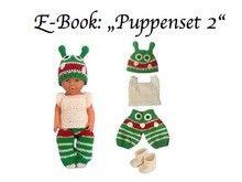 "E-Book: ""Puppenset 2"" 4-teilig"