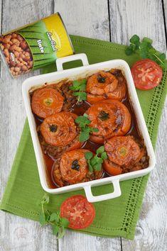Rosii umplute cu linte - CAIETUL CU RETETE Quinoa, Strawberry, Ethnic Recipes, Food, Essen, Strawberry Fruit, Meals, Strawberries, Yemek