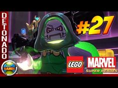 LEGO Marvel Super Heroes Parte #27 - Walkthrough