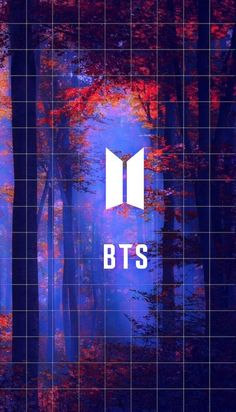 Kpop Wallpapers — BTS new logo lockscreens/ wallpapers like if you...