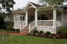 Fort Mill Country Salt Box Home Pinterest Front