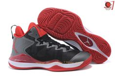 fly 3 X Mens Shoes Gray Black Red Big Discount from Reliable Denmark Nike Air Jor Dan Super.fly 3 X Mens Shoes Gray Black Red Big Discount suppliers.fly 3 X Mens Sh Black Jordans, Cheap Jordans, New Jordans Shoes, New Shoes, Air Jordans, Cheap Shoes Online, Nike Shoes Cheap, Running Shoes Nike, Cheap Nike