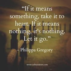 Quote of the Day from Philippa Gregory