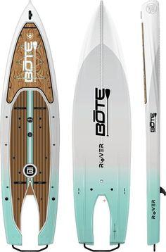 9aa1c47bba085b Bote Rover MicroSkiff Paddle Boarding, Spinning Reels, Surfboard, Kayaking,  Gears, Vehicles