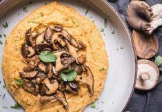 Uite asa se face cea mai buna tocanita de ciuperci cu mamaliga Romanian Recipes, Romanian Food, Mai, Hummus, Carne, Tacos, Mexican, Ethnic Recipes, Mexicans