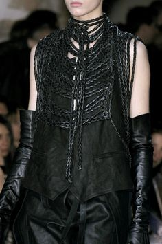 Ann Demeulemeester - Fall 2009