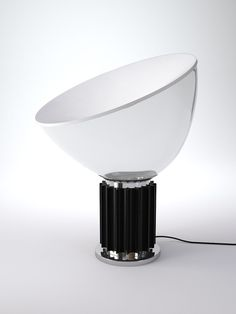 | P | Taccia Table Lamp Designed by the Castiglioni brothers for Flos in 1962,