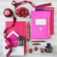 Goulet Pens Blog: Thursday Things: Berry