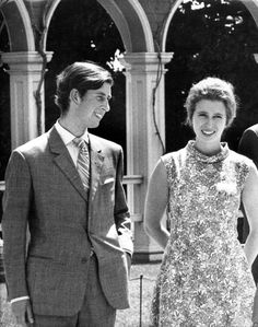 theroyalkingdom:  Charles and Anne