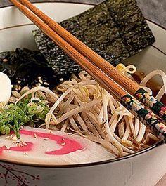 Shoyu lámen / comida japonesa