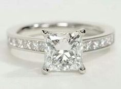 Beautiful diamond ring!