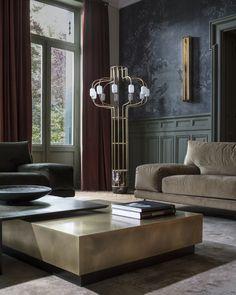 Interior Design Lyon Christophe Delcourt - Collection particuliere - wall&deco Baxter