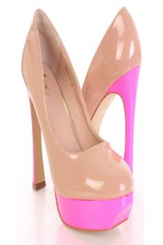 Nude/pink. So glad I bought these... R.S.