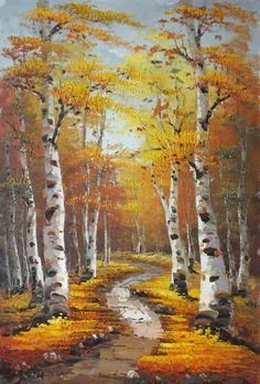 http://allegro.pl/a-art-eu-obraz-olejny-61x91cm-pejzaz-brzozy-las-i4426758953.html