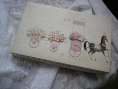 Vintage Carousel Note Card Set by JMFindsandDesigns on Etsy