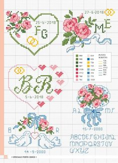 / Фото - Piccoli Motivi a Punto Croce Speciale 2012 2018 - Chispitas / Фото - Piccoli Motivi a Punto Croce Speciale 2012 2018 - Chispitas Cross Stitch Family, Tiny Cross Stitch, Butterfly Cross Stitch, Cross Stitch Heart, Cross Stitch Cards, Cross Stitch Flowers, Modern Cross Stitch, Cross Stitching, Cross Stitch Embroidery