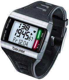 Beurer PM 62 Pulsuhr Heart Rate Monitor Watch ** You can find out more details at the link of the image.