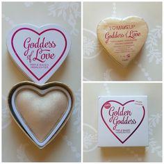 I ♡ Makeup Blushing Hearts-Golden Goddess - Google Search