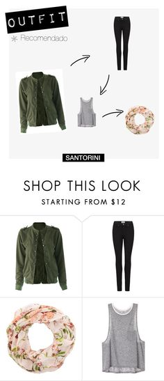 """Botín Sarah"" by visual-i on Polyvore featuring moda, Paige Denim y New Look"