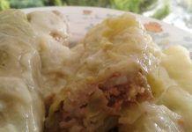 Σπιτικοί λαχανοντολμάδες, γεμάτοι παράδοση! Potato Salad, Potatoes, Chicken, Meat, Ethnic Recipes, Food, Potato, Essen, Meals