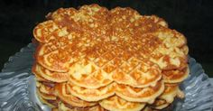 Gluteenittomat herkut! Gluten Free Cakes, Gluten Free Baking, Gluten Free Recipes, Dessert Recipes, Desserts, Fodmap, Nom Nom, Pancakes, Goodies