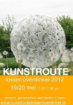 Kunstroute Losser Overdinkel, 19 en 20 mei 2012