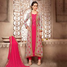 109 Best Vogue Straight Suit Images Anarkali Suits Casual Suit