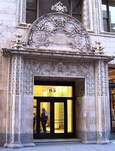 Bayard Building, NYC - Louis Sullivan, Architect    Rent-Direct.com - No Fee Apartment Rentals in New York City