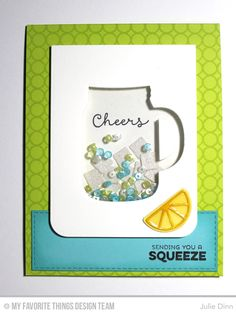 Mason Jar Labels, Simply Circles Background, Blueprints 2 Die-namics, Blueprints 24 Die-namics, Horizontal Stitched Strips Die-namics, Mason Jar Mug Die-namics, Square STAX Set 1 Die-namics - Julie Dinn  #mftstamps