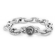 Un bracelet Diesel pour homme très viril, à porter en toutes occasions !