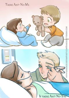 """""""There Aint No Me If There Aint No You""""  Source: Kamidiox YEAH I'M CRYNG SO WHAT DON'T LOOK AT ME"""