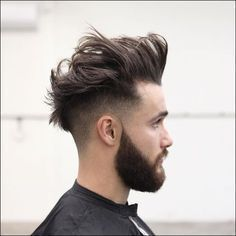 Modern Haircuts for Guys http://www.99wtf.net/men/inspirations-stylish-mens-hairstyles-thick-hair/ #menshairstylesthickhair
