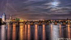 Charles Bridge, Prague Praha